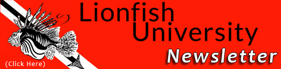 Lionfish University Newsletter Signup Form - Stay Informed!