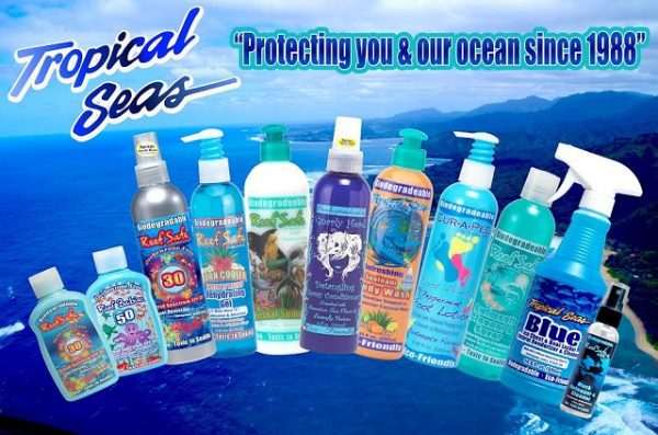 Lionfish University Partner Reef Safe Sun Products