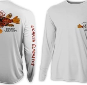 NP shirts Lionfish University